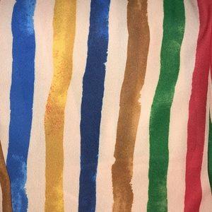 Kala Vella Dresses - Striped Halter Maxi Dress